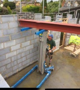 glouceastershire cotswold builder in chipping champden