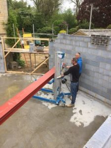 gloucestershire cotswold builder in chipping champden